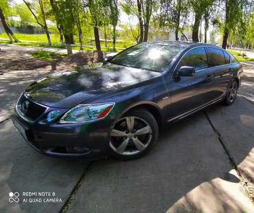 Lexus GS 3 л. 2006 | 250000 км
