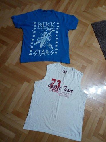 Biciklisticka-majica - Srbija: Majica muska i poklon majicavelicina S, bez ostecenja i fleka,iz