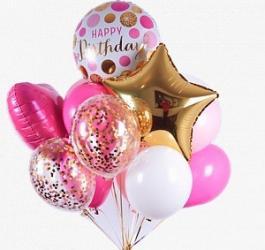 Шарики с гелием для праздников и мероприятий Воздушные шары – это неот