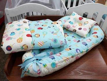 Гнездышко 3в1 одеяло подушка в Бишкек