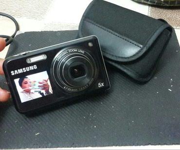 Bakı şəhərində Samsung foto aparati