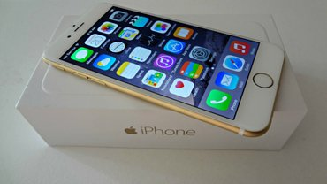 Iphone 6/16 gb gold в Бишкек