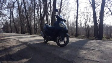 Продаю скутер, 149сс. Состояние в Кант