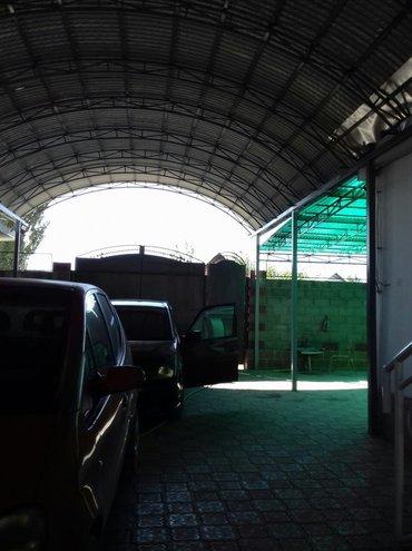 Навесы от 500сомов кв.м в Бишкек