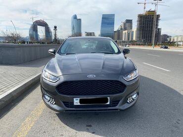 Ford Fusion 1.5 l. 2015 | 98000 km