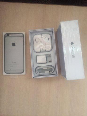 Продаю Iphone 6 / 16Gb в отличном состоянии   в Бишкек