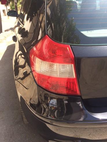 bmw-3-серия-323i-4mt - Azərbaycan: Arxa stoplar E 87 Kuza BMW 120 cutu 150 manat