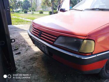 Peugeot - Кыргызстан: Peugeot 405 1.9 л. 1988 | 250000 км