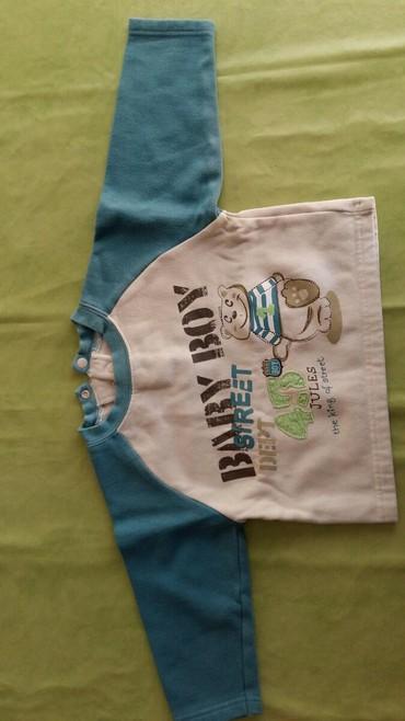 Duks za bebe vel. 1 god.polovan,ocuvan,topao - Petrovac na Mlavi