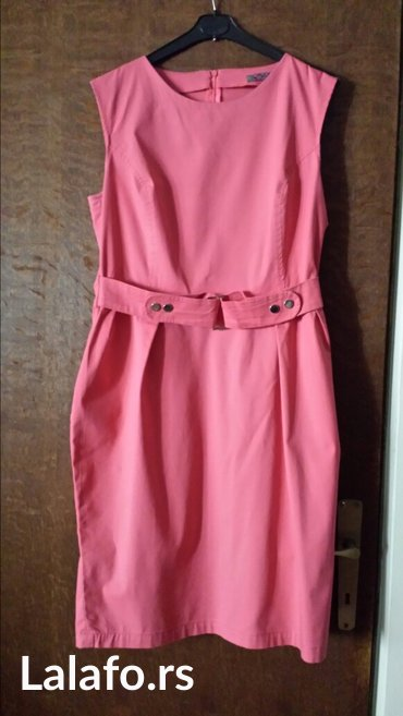 Suterova haljina, jednom nošena, xl velicina, struk 80cm, dužina 100cm - Velika Plana