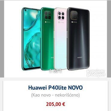 Turski li - Srbija: Huawei P40 lite