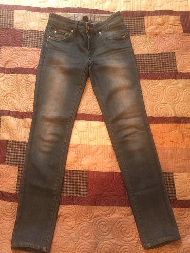 Джинсы skinny CalvinKlein темно-серого цвета , размер на s в Бишкек