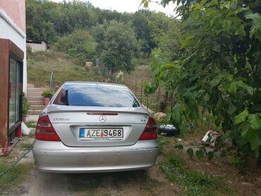 Mercedes-Benz E 200 1.8 l. 2005 | 168000 km
