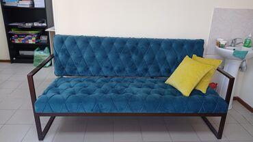 13036 объявлений: Срочно продаю диван, метал каркас, как новый!Около года простоял в