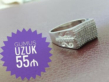 Gumus Uzuk - 55 ₼ 🆆🅷🅰🆃🆂🅰🅿🅿 - #baku #azerbaijan #aztagram #azerbaycan