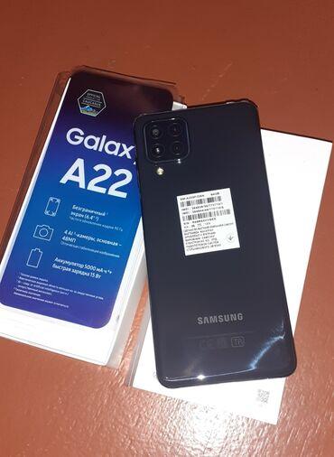 1057 elan: Samsung Galaxy A22 | 64 GB | Qara