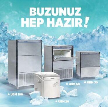Mətbəx texnikası - Azərbaycan: Buz aparati buz aparatı buz makinesiHasanogluTürkiyə istehsalı1 il