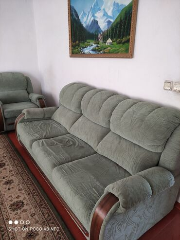 26 объявлений: Продаю мебель диван два кресла и кресла кровать