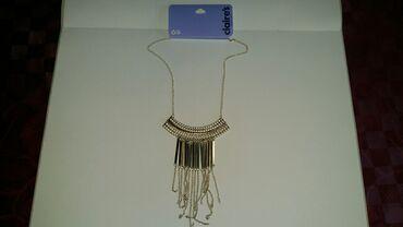 Haljina-na-popustu-xl - Srbija: Claire's ogrlica (novo),americki nakit za mlade,bižuterija koja ne