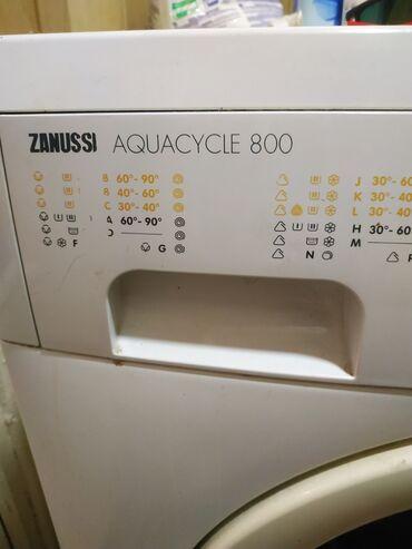 продам бу в Кыргызстан: Автоматическая Стиральная Машина Zanussi 6 кг