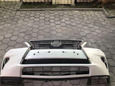 lexus 300 в Кыргызстан: Продаю оригинальный передний бампер с решёткой!!! от Lexus RX рестайл
