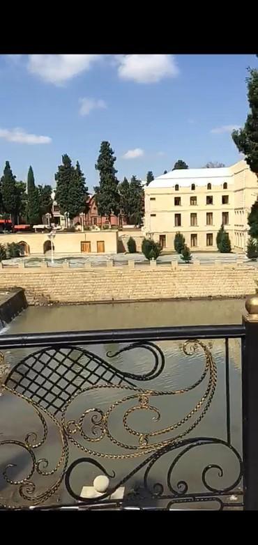 kiraye kafe ve cay evi - Azərbaycan: Gencede bulvarda 3 vadratda 2 mertebeli gozel menzereli ailevi kafe
