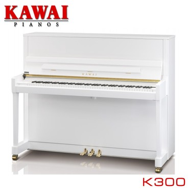Пианино, фортепиано - Бишкек: Фортепиано акустическое: Kawai K300 следует традициям своего