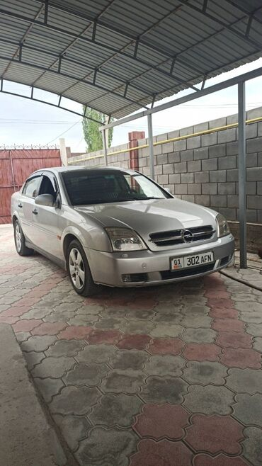 Opel Vectra 2.2 л. 2002 | 300000 км