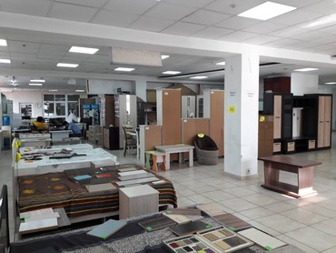 """Офисы - Кыргызстан: Советская-Фрунзе.   - Продаются!!! 2-ой и 3-ий этаж, в здании """"МЕТРО"""
