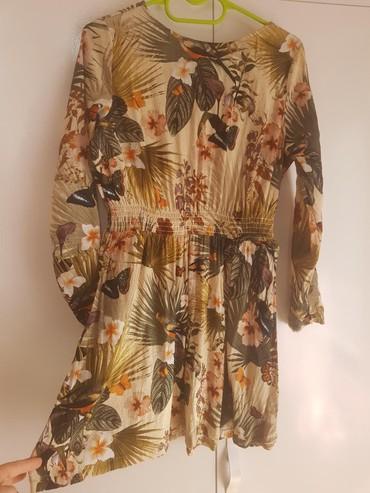 Sarena haljina HM velicina 42, kao nova, kupljena u Becu. Bez sa - Belgrade