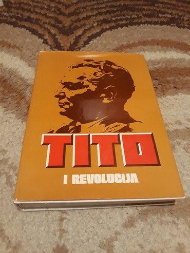 Knjige, časopisi, CD i DVD | Zrenjanin: TITO i revolucija
