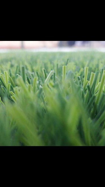 бу искусственный газон в Кыргызстан: Продаю искусственный газон для футбольного поля,декора и детских