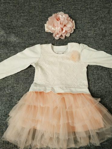 Платье Турция 6-8 месяцев в Бишкек