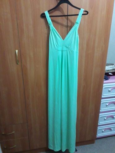 Новое платье INCITY. Цвет мята. Смотрится в Бишкек