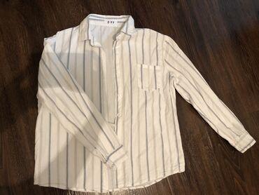 Рубашка, приятная ткань одевала 2 раза