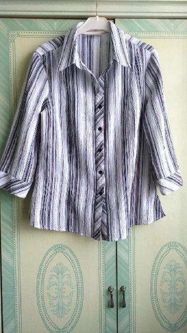 женские рубашки в клетку в Азербайджан: Рубашка 42-44 размер