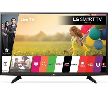 - Azərbaycan: Televizor LG 32smart televizoru 82sm.Tezedi hecbir problemi