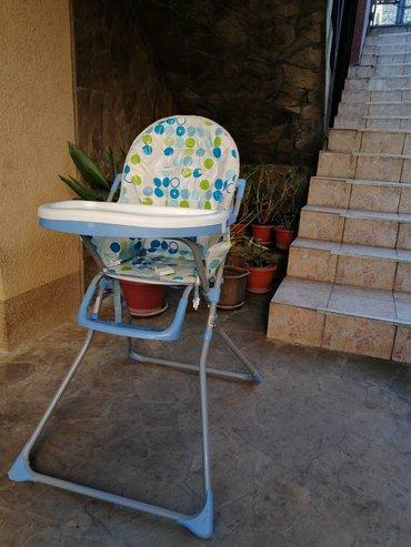 Prodajem Puerri stolicu za hranjene.Stolica je u solidnom
