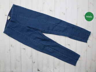 Женские джинсы H&M,р.S     Длина: 87 см Длина шага: 63 см Пояс: 30