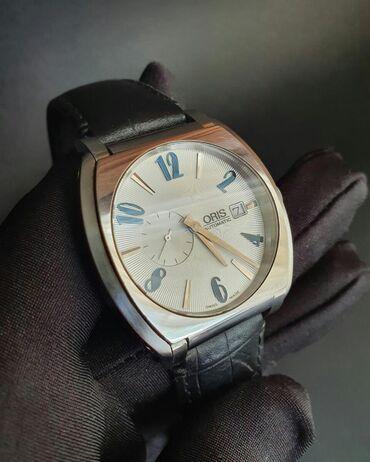 Черные Мужские Наручные часы Oris