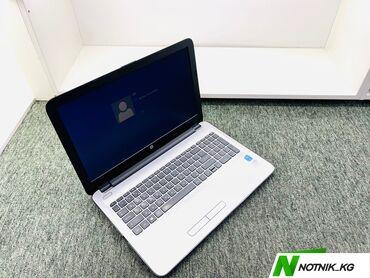 дискретная видеокарта для ноутбука купить в Кыргызстан: Ноутбук HP  -модель-15ac030  -процессор-core i3/4005U/1.70Ghz  -операт