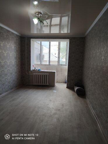 купить пластиковый шифер в бишкеке в Кыргызстан: Малосемейка, Студия, 24 кв. м Без мебели, Не затапливалась, Не сдавалась квартирантам