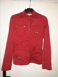 Kaput-ramena-rukav-cm - Srbija: Preslatka jaknica,nepostavljena. ramena 42 cm,rukav