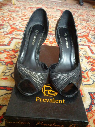 Продаю туфли prevalent(одевала пару раз), состояние хорошее. размер 35 в Бишкек