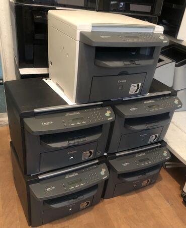 сканер нр в Кыргызстан: Принтер Canon MF4018 3 в 1. Ксерокопия печать сканер все отлично