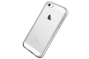 Bakı şəhərində Şəffaf telefon qabı (iPhone 5s)