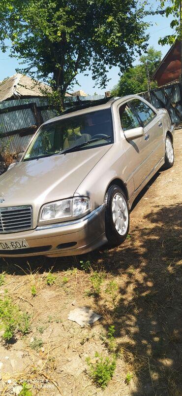 brilliance m2 1 8 at - Azərbaycan: Mercedes-Benz 230 2.3 l. 1997 | 240000 km