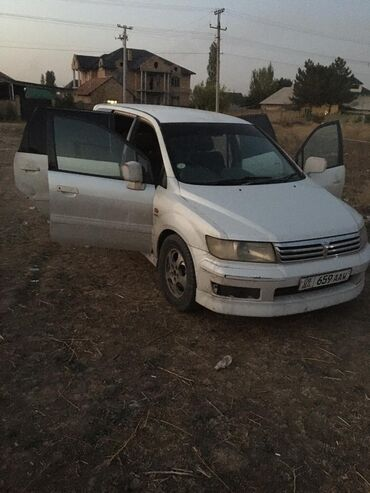 mitsubishi van в Кыргызстан: Mitsubishi Chariot 2.4 л. 1994 | 270000 км