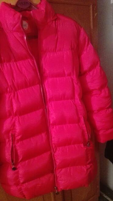 Decija zimska jakna duza topla