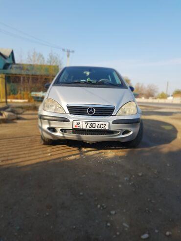 Mercedes-Benz A 160 1.6 л. 2003